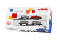 Märklin 26569  Zugpackung Mineralöltransport Spur H0,Neu in OVP