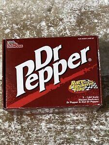 2000 Vintage Racing Champions Dr Pepper 1/64 Scale diecast 2 Cars New in Box