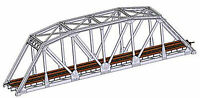 Atlas N Code 55 Silver TROUGH TRUSS BRIDGE KIT Item #2071. New