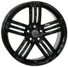 4x 19 inch x 8 NISIDA SET of Wheels VW GOLF GTi R - OEM COMPATIBLE (ITALY)