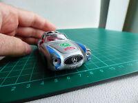 Cararama Mercedes Benz 300SL Mexico Panamericana Gullwing For Diorama Toy Car