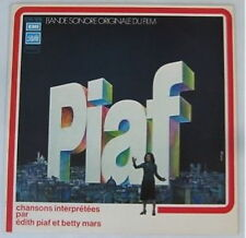 Edith Piaf Betty Mars 33 Tours  Guy Casaril 1974