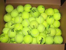 120 used Tennis Balls that are good for dogs or children to play