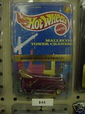 Hotwheels Limited Edition Malleco Crane VW Drag Bus