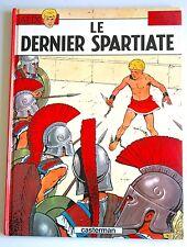 ALIX - LE DERNIER SPATIATE - JACQUES MARTIN - CASTERMAN- 1986