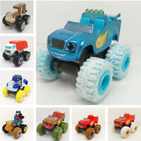 Blaze and the Monster Machines Diecast Toy Cars New No Package