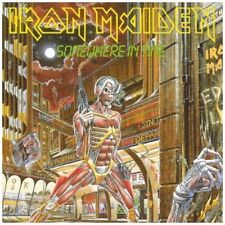CD musicali metal generici iron maiden