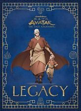 Avatar : The Last Airbender - Legacy by Lawrence Christmas and Michael...