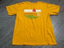 Ironman World Championship T-Shirt 2013 Large Course Guide 13 Used Mohala