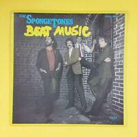 THE SPONGETONES Beat Music RIPETE392152 Masterdisk LP Vinyl VG++ Sleeve