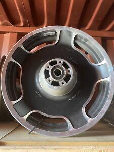 """harley 16"""" touring front wheel flhx electraglide streetglide roadking roadglide"""