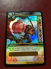 World of Warcraft WoW TCG loot card Pinata - UNSCRATCHED