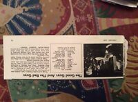m12n ephemera 1970 film picture article the good guys and the bad guys mitchum