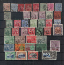 Trinidad and Tobago Early used collection