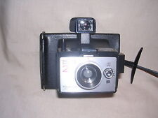 Polaroid Square Shooter 2 Land Camera w/Case and Manual
