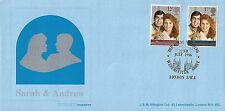 GB 1986 ROYAL WEDDING J & M ARLINGTON 'WOMAN MAGAZINE' OFFICIAL FDC