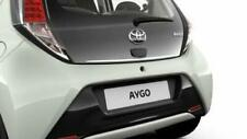 Genuine Toyota Aygo 2014 Onwards Lower Trunk Chrome Garnish - PZ49U-90490-00
