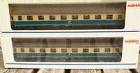 Märklin 4291 2 x-  2 Stück Schnellzugwagen Am 234 der DB Epoche 4/5 sehr gut,OVP