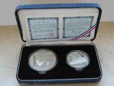"""10000 Won + 5000 Won 1988 Südkorea Serie """"Seoul 1988"""" Turmspringen + Tauziehen"""