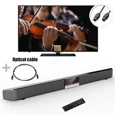 87cm Home 3D Surround TV Soundbar System Wireless Soundbar Koaxial Optical 40W
