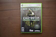 Call of Duty 4: Modern Warfare -- Game of the Year Edition (Microsoft Xbox 360,