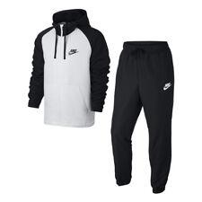 Abbiglimento sportivo da uomo tute da ginnastica Nike manica lunga