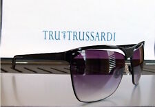 Originale Sonnenbrille TRUSSARDI, TR 12800 BK