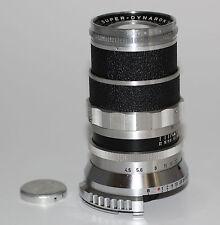 VOIGTLÄNDER Objektiv Lens SUPER-DYNARON 4,5/150 für PROMINENT KAMERA