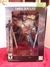 Xbox 360 Dark Souls II Collectors Edition - Black Armour Metal Case + Figurine