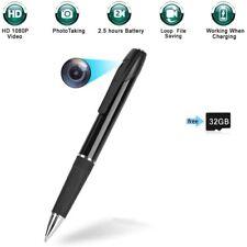 Mini Hidden Wireless Spy Camera & Video Recorder HD 1080P W/ DVR - Pen