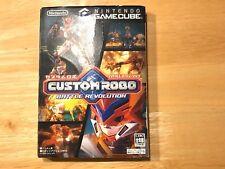 Nintendo GameCube CUSTOM ROBO Battle revolution from JAPAN F/S