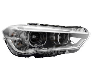 BMW X1 SERIES F48 FULL LED HEADLIGHT RH RIGHT SIDE GENUINE OEM NEW 63117428736