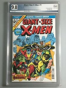 Giant-Size X-Men 1 - PGX 9.8 - Facsimile Edition