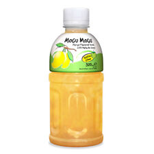 Mogu Mogu Mango Drink with Nata de Coco ( Gotta Chewn ) 320ml