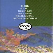 Delius Sea Drift Florida Suite (CD 1991 Argo)
