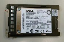 "DELL 1.8"" 800GB SATA SSD: DP/N 0N7RGD SSDSC1BG800G4R Genuine with Dell Bracket"