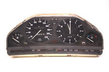 Tachometer 3er BMW E30 Tacho 220 km/h Motometer Kombiinstrument mit Borduhr