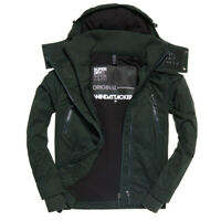 Superdry Microfibre Hooded SD Windattacker Jacket