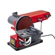 350 Watt Bandschleifer Tellerschleifer Schleifmaschine Bandschleifmaschine 150mm