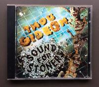 THOU GIDEON - Sound For Stoners CD EP VG+ Condition Australian Experimental Rock