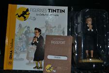 FIGURINE RESINE   SERIE  TINTIN  N°72   IRMA