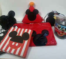 Disney Mickey Mouse Party Lot