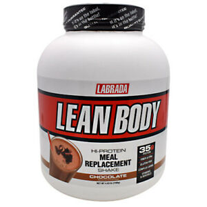 Labrada LEAN BODY Protein Meal Replacement MRP 4.63 lb BUILD MUSCLE, BURN FAT
