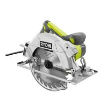 Circular Saw 7 1/4in Laser Corded Electric 15 Amp Heavy Duty Motor Power Tool