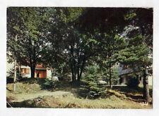MEYMAC (19) CITROEN DS seule aux VILLAS du VILLAGE des GARDES en 1981