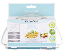 Kitchen Craft Cocción Por Microondas 2 en estuche Huevo Poacher & TORTILLA Maker