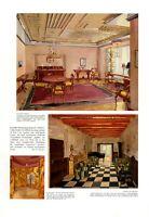 Haus des Architekt Alfred Liebig Leipzig 1932 Bericht 2 XL Seiten 7 Abbildungen