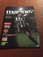 Grimsby Town v Mansfield Town 2005/06