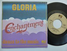 ENCHANTMENT Gloria 45 DM 140206  FRANCE Discotheque RTL