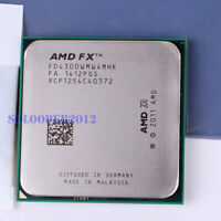 Free shipping AMD FX-Series FX-4300 3.8 GHz Quad-Core AM3 FD4300WMW4MHK CPU